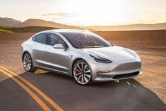 特斯拉Model 3在美销量超过宝马3系及奔驰C级