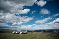 看大风景需要实力和坚持 高原体验长安福特SUV家族