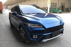 北汽幻速C60实车曝光 重庆车展将发布