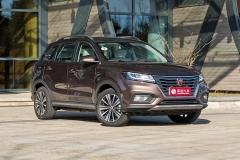 荣威eRX5新增入门车型上市 补贴后售19.59万