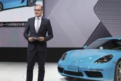 保时捷CEO:传统汽车持有模式不会过时