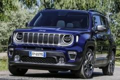 新款Jeep自由侠官图发布 外观更加动感