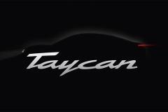 保时捷首款纯电动车定名Taycan 续航超500km