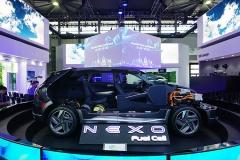 现代汽车参加2018年亚洲消费类电子展