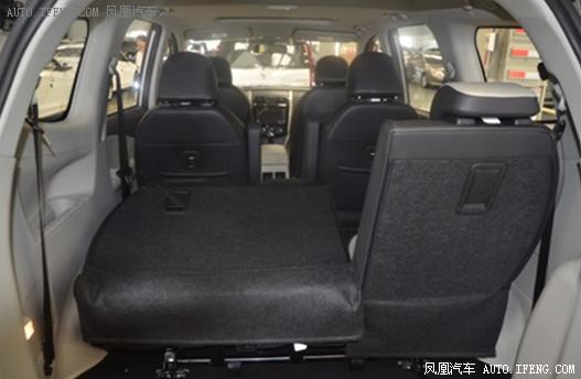 2017款风行S500上市