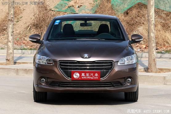东风标致301南京优惠1.3万 现车销售