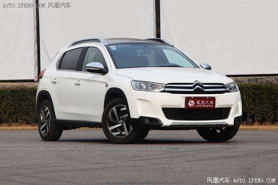 雪铁龙C3-XR南京优惠1.23万 可试乘试驾
