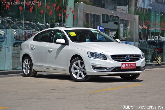 沃尔沃S60L南宁优惠高达6万元 大量现车