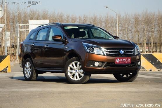 新年买SUV首选启辰T70