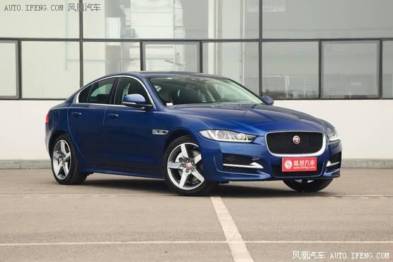 捷豹XE限时优惠5.38万元 店内现车销售
