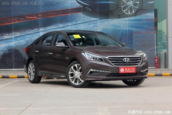 现代索纳塔上海优惠2万 现车充足