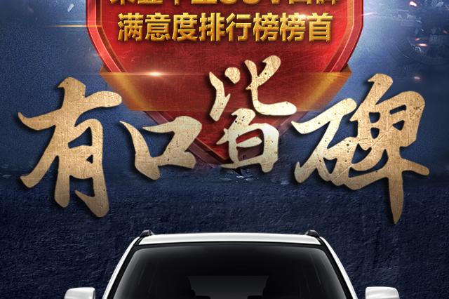 时尚硬汉长安CX70