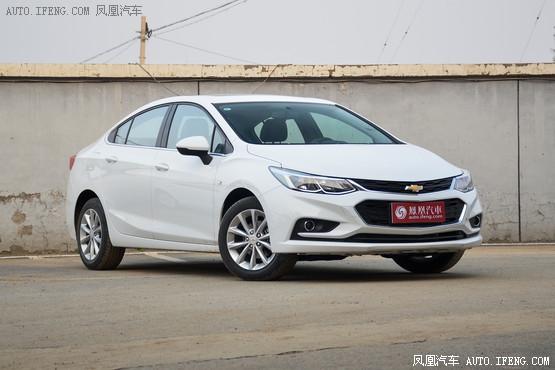 雪佛兰科鲁兹南京最高降2.1万 现车销售