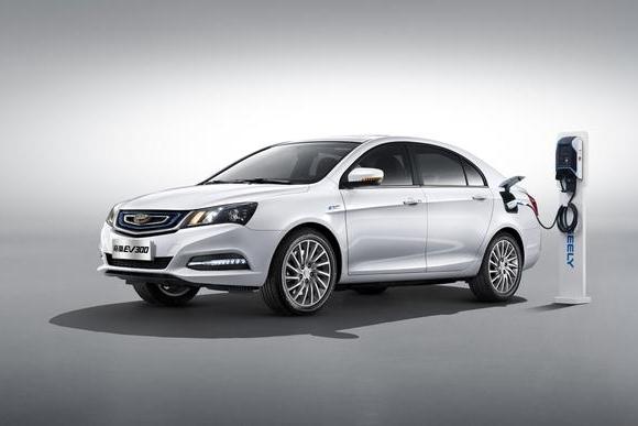 纯电动的A级车,销量谁最好?不是BYD,而是帝豪EV