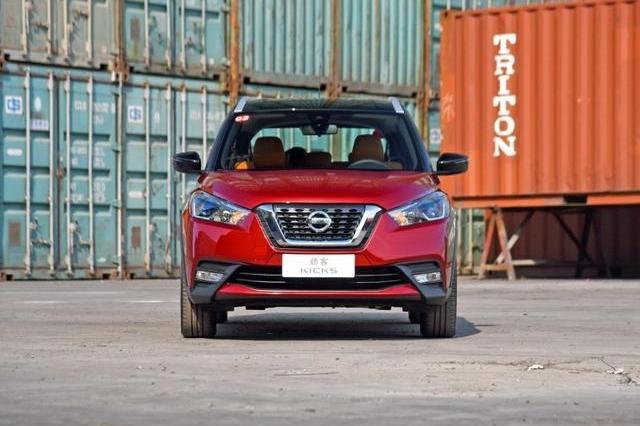 日产靠它垄断小型SUV 同级最长轴距 有颜任性