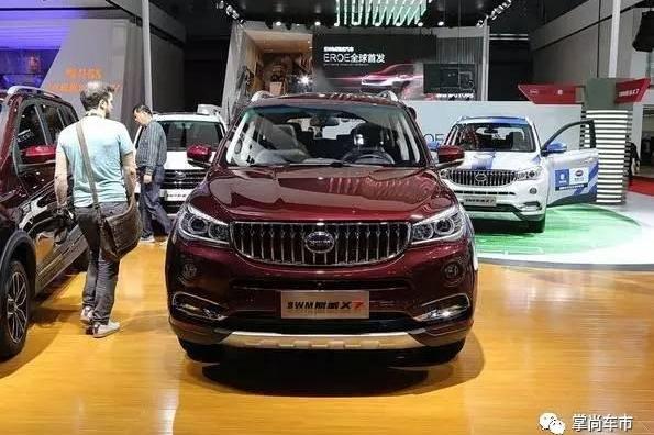 中型SUV的尺寸,紧凑级的价 这车的自动挡车型8月上市