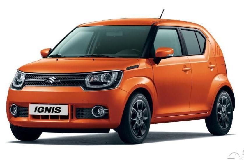 小型SUV界的无印良品? 它的名字叫IGNIS