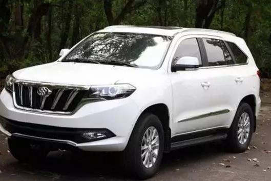 格力首辆SUV将预售,15万起,董明珠却认真的说性价比很高!