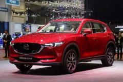外观全面升级,全新马自达CX-5将于成都车展首发