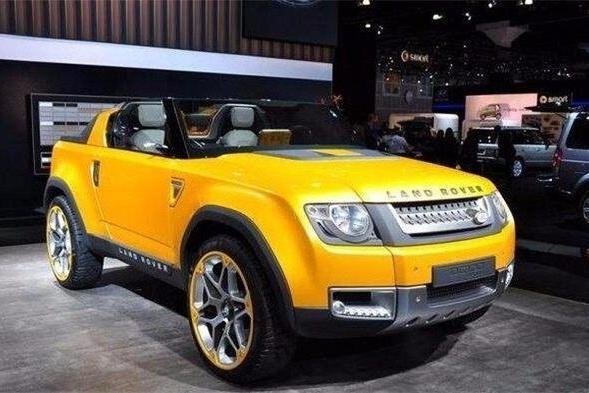 路虎推出全新小型SUV,与揽胜极光同平台开发,仅20万
