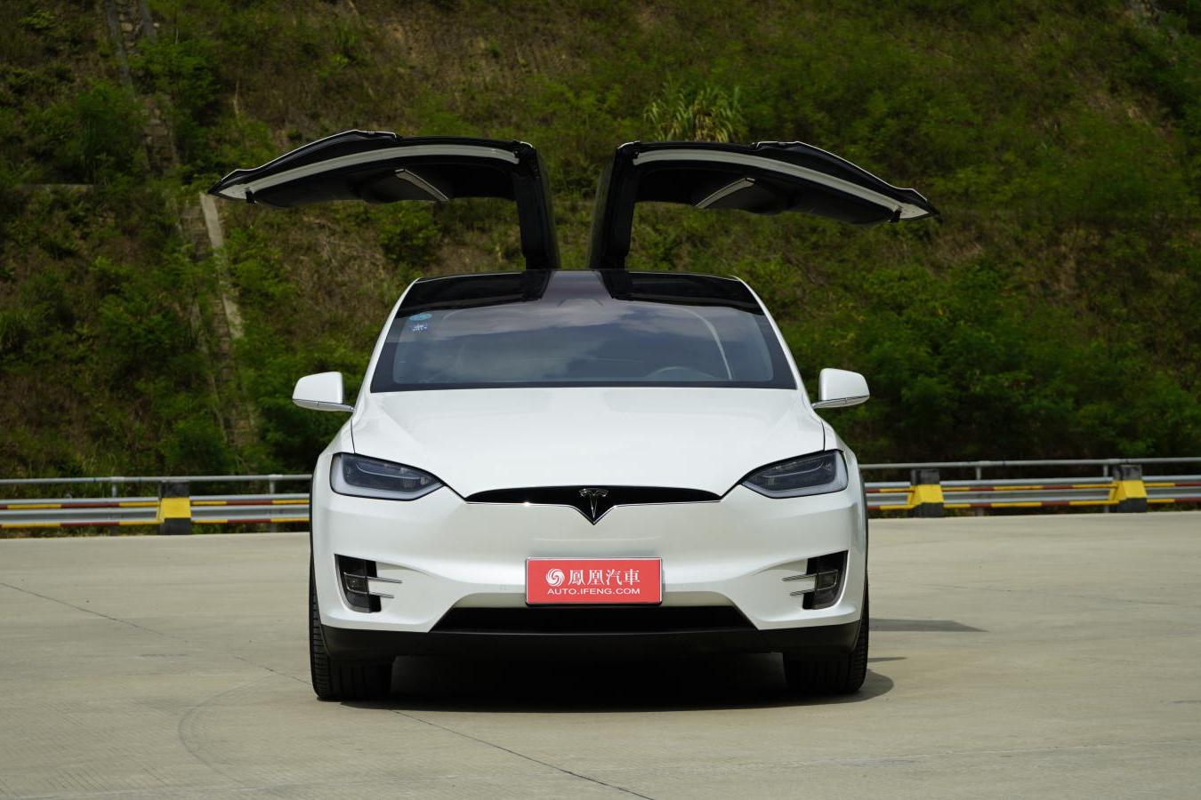 特斯拉Model X试驾
