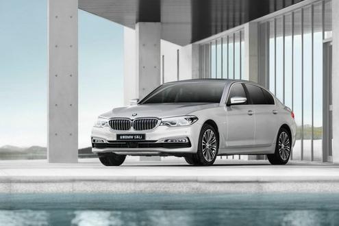 全新BMW 5系Li将上市
