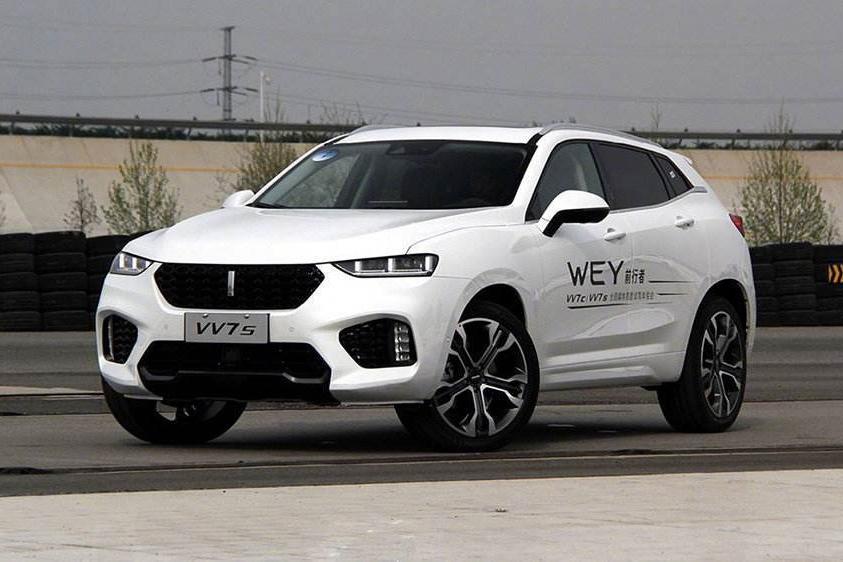 快报: 长城汽车8月销量出炉, VV7销售火爆, 年度目标难完成