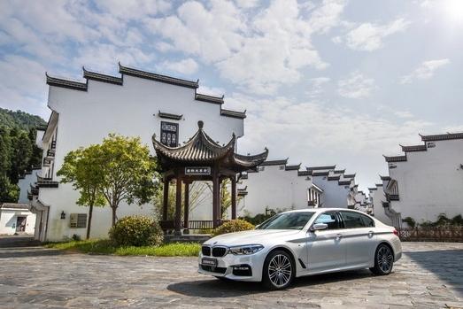 全新BMW 5系Li试驾会