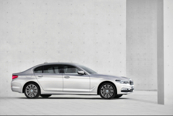 全新BMW 5系Li