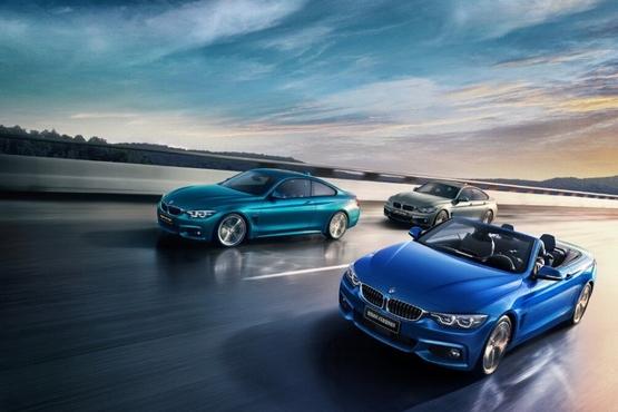 新BMW 4系惊艳上市