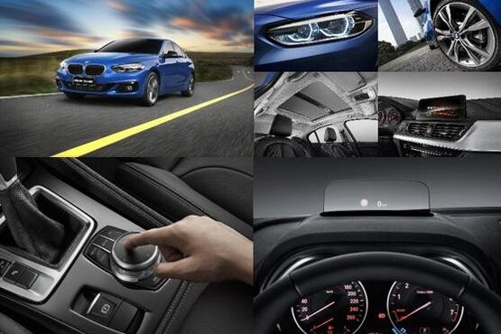 新BMW 125i运动轿车