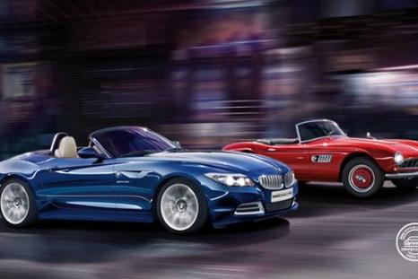 BMW认证二手车鉴赏日
