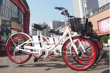 天津迎来7号电单车