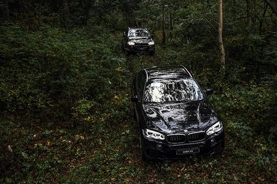 BMW探索训练营启动啦