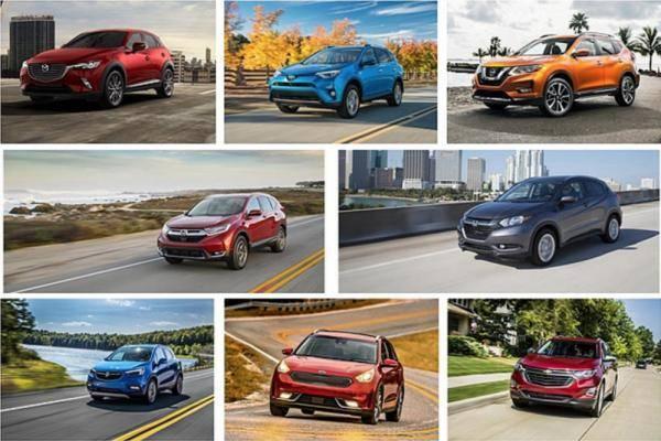 SUV也能很省油!美媒评选8款节能优异的都市SUV