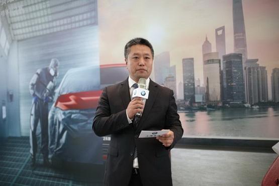 上海宝信2017 BMW售