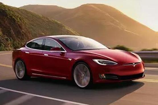 车展邀您来品鉴Tesla