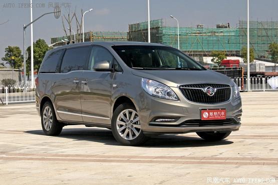 上汽通用别克GL8南京优惠0.6万 有现车