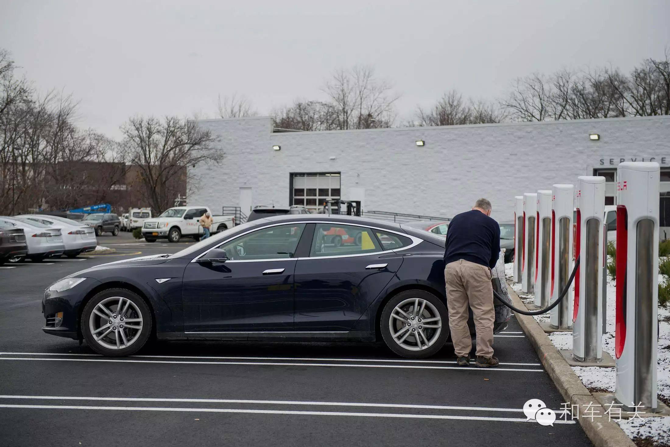 特斯拉超级充电站将开始收费,车型涨价暂未确认