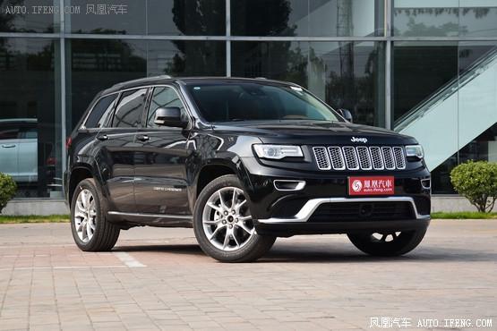 Jeep大切诺基最高优惠18万元 现车在售