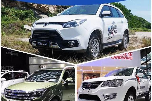 15万内最强的3台国产硬派SUV,越野能力接近40万的普拉多!