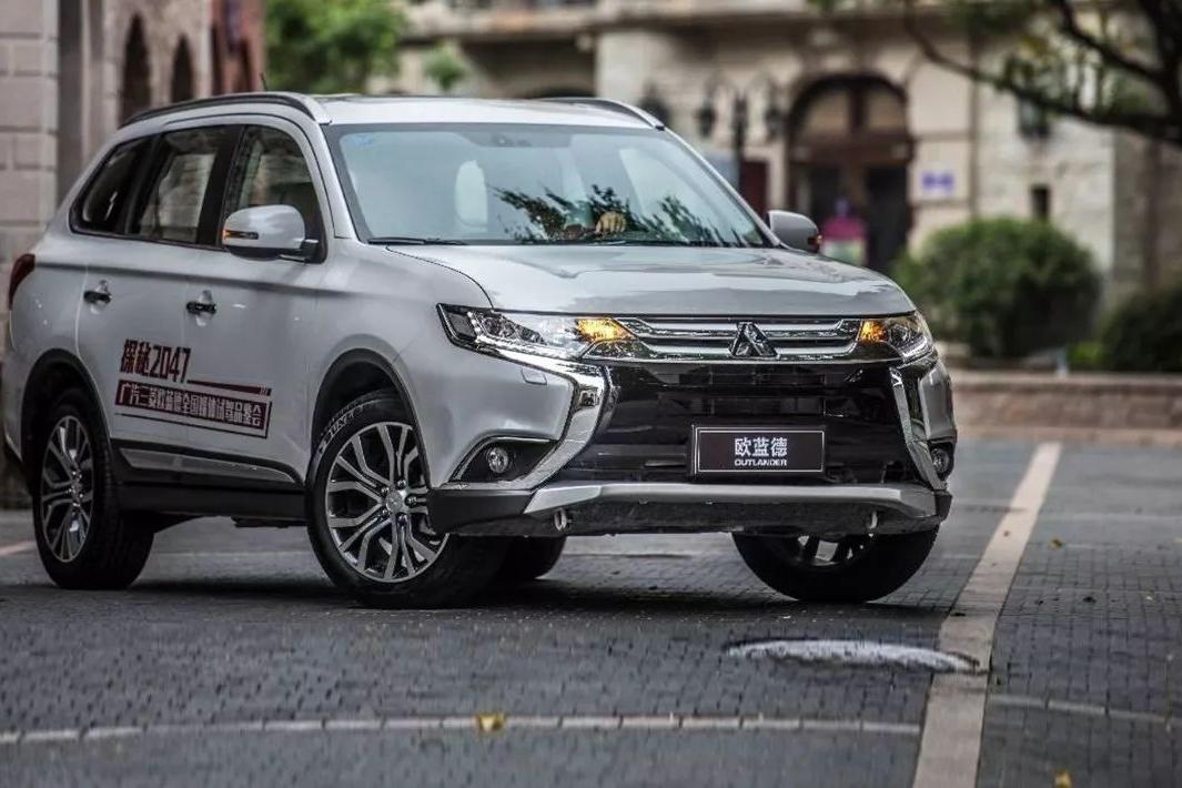 广汽三菱销量破10万辆,明星车型欧蓝德将推混动版