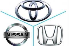 11月日系车销量出炉,丰田销量衰减1.3%,凯美瑞、卡罗拉后劲不足