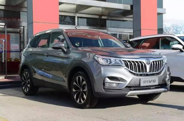 中华的全新SUV要挑战哈弗H6? 你觉得靠谱么?