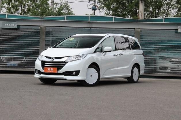 奥德赛北京报价 购车现金优惠6000元