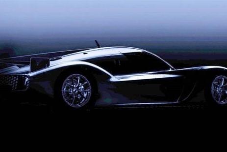 丰田发布GR Super Sport概念跑车预告图