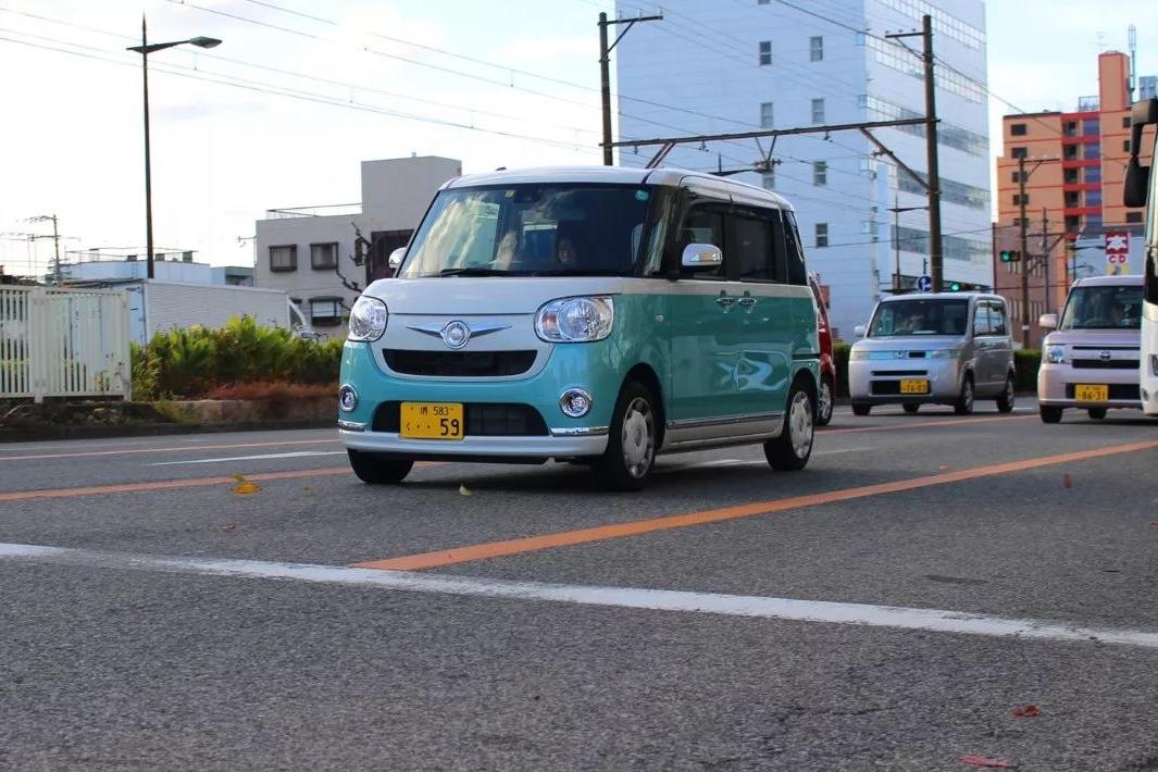 国内消费者喜欢大型MPV,但日本人却独爱K Car