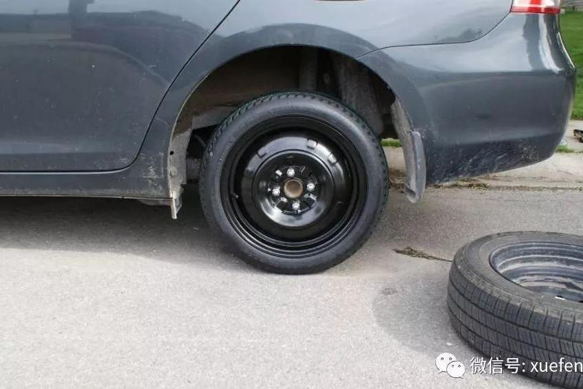 中国人的汽车,不能没有备胎