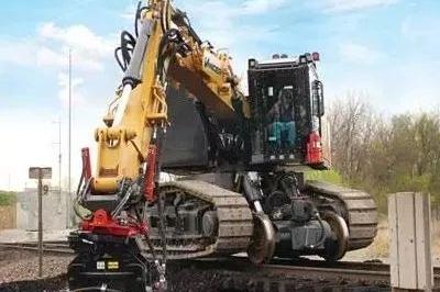 铁路上跑的工程机械,个个都是赚钱利器!