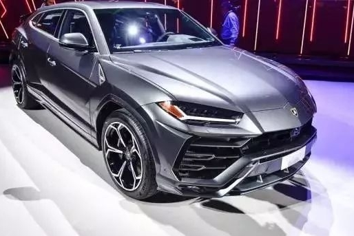 【汇·资讯】全世界最快燃油SUV,3.6秒破百!